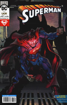 Superman. Vol. 47 - copertina