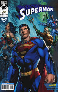 Superman. Vol. 48 - copertina