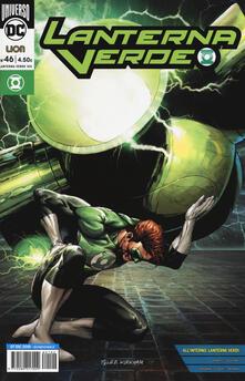 Lanterna Verde. Vol. 46 - copertina