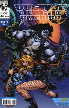 Justice League America. Vol. 20 - copertina