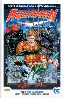 Aquaman. Vol. 1 - copertina
