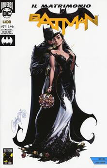 Batman. Vol. 51: matrimonio, Il. - copertina