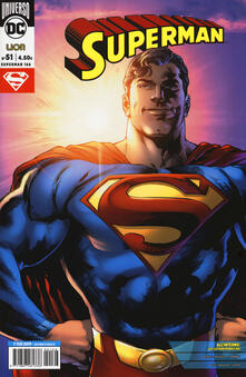 Superman. Vol. 51 - copertina