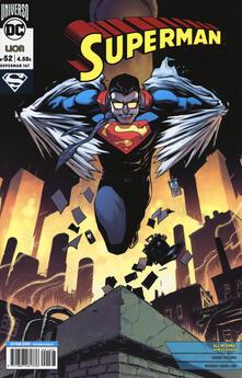 Rinascita. Superman. Vol. 52 - copertina