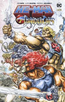 He-Man. Thundercats.pdf