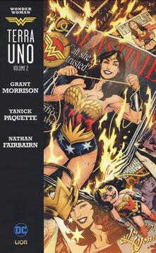 Equilibrifestival.it Terra Uno. Wonder Woman. Vol. 2 Image