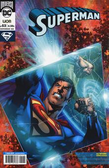 Voluntariadobaleares2014.es Rinascita. Superman. Vol. 53 Image
