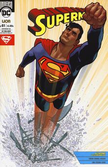 Superman. Vol. 51 - copertina