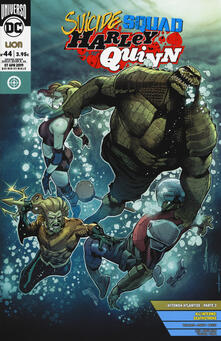 Camfeed.it Suicide Squad. Harley Quinn. Vol. 44 Image
