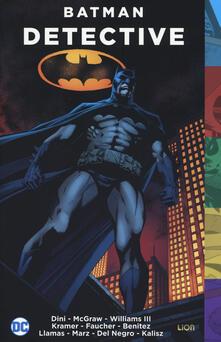 Warholgenova.it Detective. Batman Image