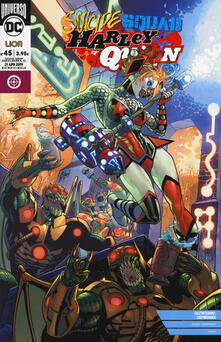 Squillogame.it Suicide Squad. Harley Quinn. Vol. 45 Image