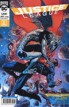 Camfeed.it Justice League. Vol. 53 Image