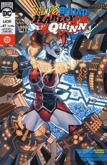 Promoartpalermo.it Suicide Squad. Harley Quinn. Vol. 47 Image