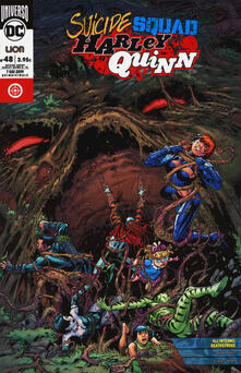 3tsportingclub.it Suicide Squad. Harley Quinn. Vol. 48 Image