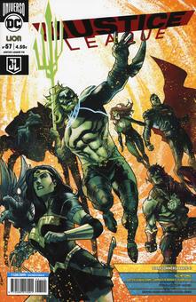 Antondemarirreguera.es Justice League. Vol. 57 Image