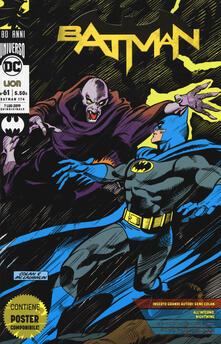 Daddyswing.es Batman. Ediz. jumbo. Con Poster. Vol. 61 Image