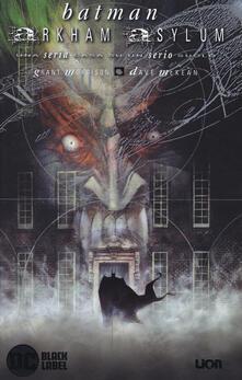 Associazionelabirinto.it Arkham Asylum. Batman. Ediz. deluxe Image