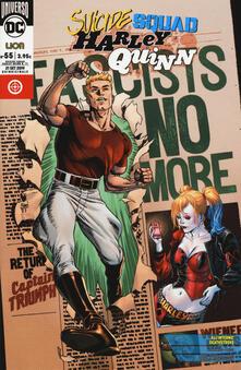 Promoartpalermo.it Suicide Squad. Harley Quinn. Vol. 55 Image