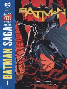 Milanospringparade.it Batman saga. Vol. 1: Batman e figlio. Image