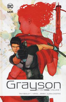 Aboutschuster.de Grayson. Vol. 1 Image