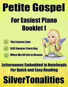 Petite Gospel for Easiest Piano Booklet I