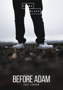 Before Adam - Jack London - copertina
