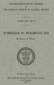 Symbolism in Penobscot Art