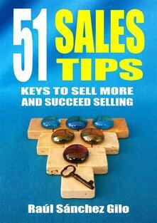 51 Sales Tips