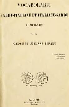 Vocabolariu Sardu-Italianu e Italianu-Sardu