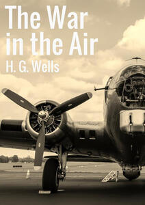 The war in the air - Herbert G. Wells - copertina