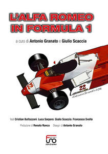 L' Alfa Romeo in Formula 1 - copertina