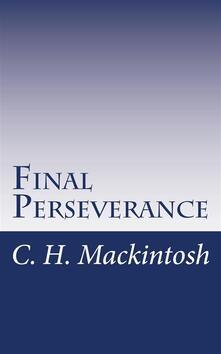 Final Perseverance