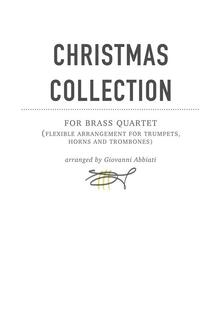 Christmas Collection for Brass Quartet