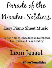 Parade of the Wooden Soldiers Easy Piano Sheet Music