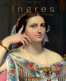 Ingres: Portrait Drawings & Paintings (Annotated)