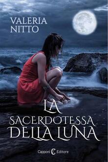 La sacerdotessa della luna - Valeria Nitto - ebook