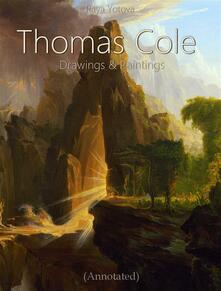 Thomas Cole: Drawings & Paintings (Annotated)