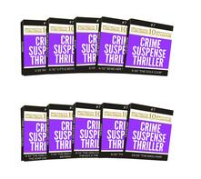Perfect 10 Crime / Suspense / Thriller Plots #7 Complete Collection