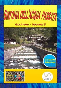 Sinfonia dell'acqua passata - Claudio Montini - copertina