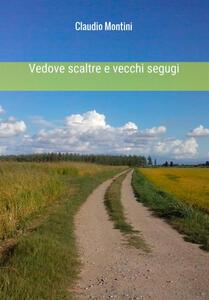 Vedove scaltre e vecchi segugi - Claudio Montini - copertina