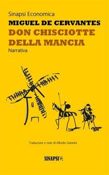 Don Chisciotte della Mancia. Ediz. integrale - Alfredo Giannini,Miguel de Cervantes - ebook