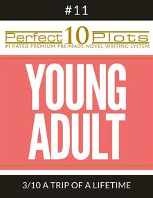 """Perfect 10 Young Adult Plots #11-3 """"A TRIP OF A LIFETIME"""""""