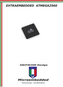 ExtraEmbedded Atmega2560 Software