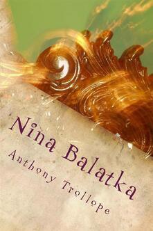 Nina Balatka