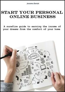 Start your personal Online Business