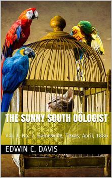 The Sunny South Oölogist