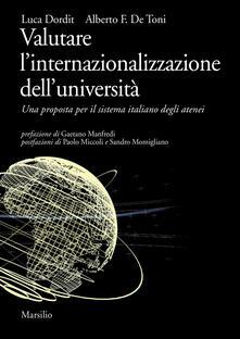 Squillogame.it Valutare l'internazionalizzazione dell'università. Una proposta per il sistema italiano degli atenei Image