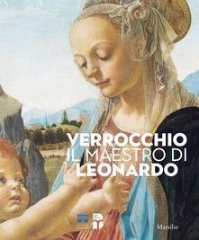 Grandtoureventi.it Verrocchio, il maestro di Leonardo. Catalogo della mostra (Firenze, 8 marzo-14 luglio 2019). Ediz. illustrata Image
