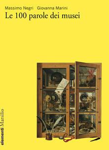 Capturtokyoedition.it Le 100 parole dei musei Image