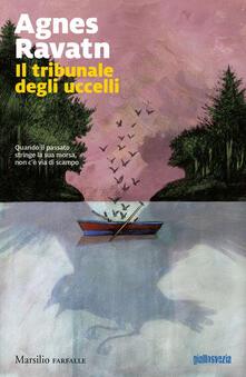 Il tribunale degli uccelli - Agnes Ravatn - copertina